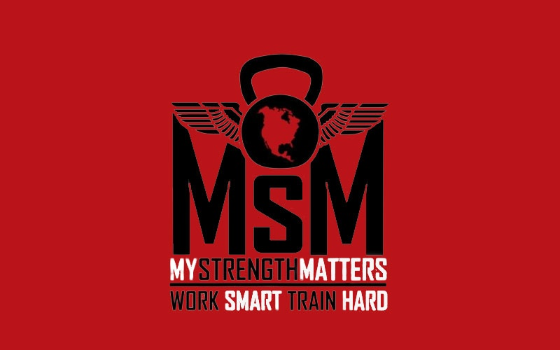 Work Smart Train Hard with Mystrengthmatters in Triple Crown Athletic LLC