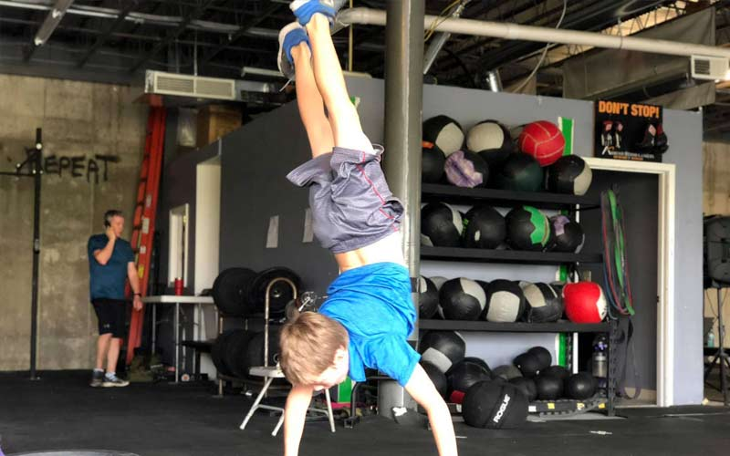 Fitness Activities at Triple Crown Athletic