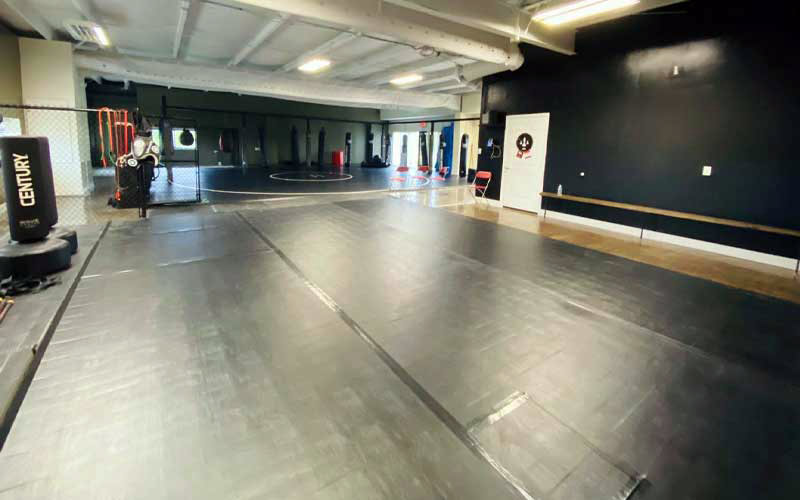 Internal at Triple Crown Athletic