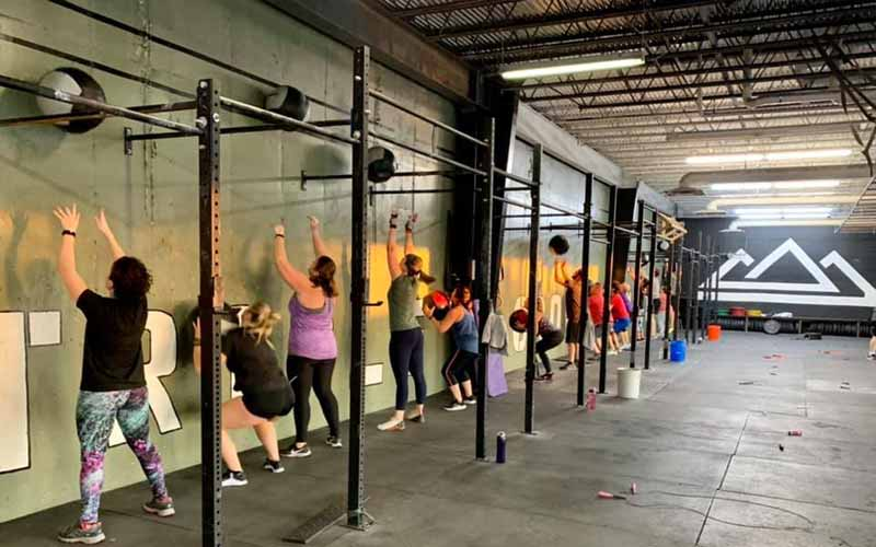 Crossfit at Triple Crown Athletic