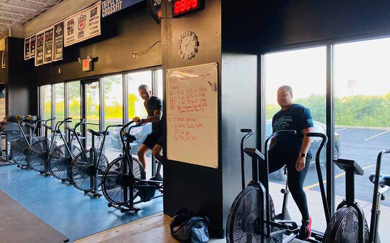 Fitness at Triple Crown Athletic