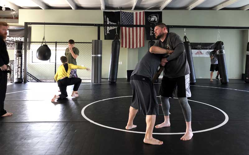 Jui-Jitsu at Triple Crown Athletic LLC